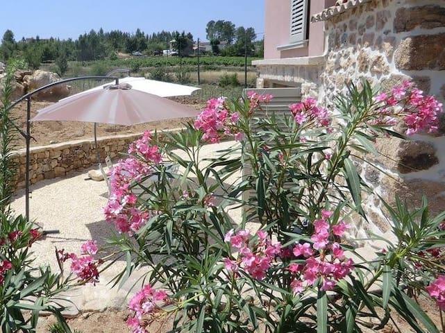 Gite écologique - Piscine naturelle - Rosières - Natuur/eco-lodge
