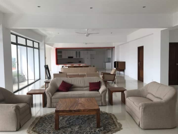 Accomodation for Families,friends travelling