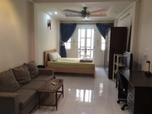 APARTMNET FOR RENT IN CENTRAL OF SG - Ho Chi Minh City - Rumah
