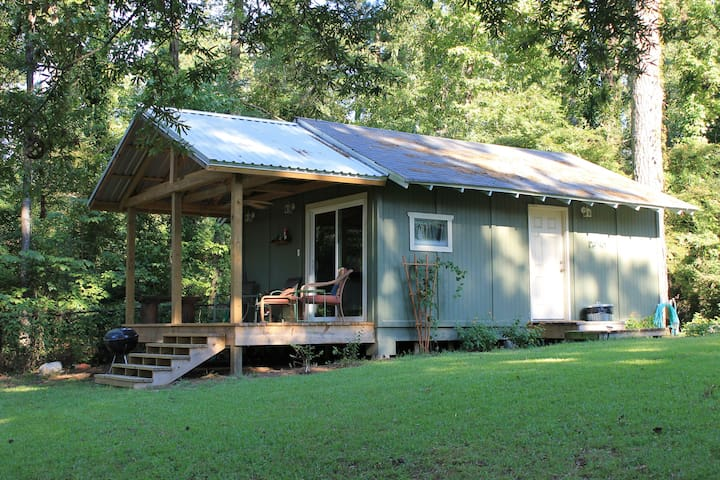 The Pelican Cottage on Crosslake - Shreveport - บ้าน
