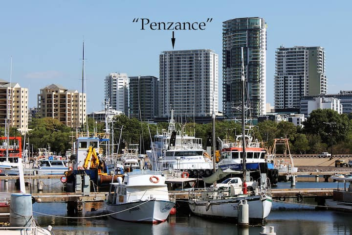 """Penzance"" by Penthouse Pads"