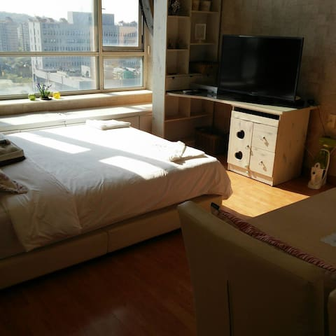 City view - Danwon-gu, Ansan-si - Apartament