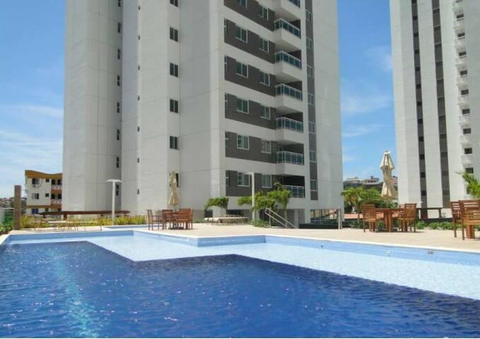 Melhor hospedagem para férias em familia Fortaleza