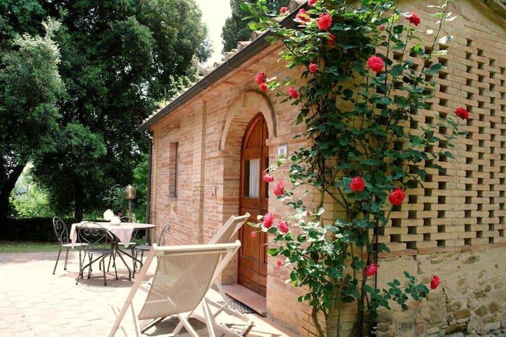 Casale Rodilosso - Gladiolo/Apartment Tuscany - Montaione - Appartement