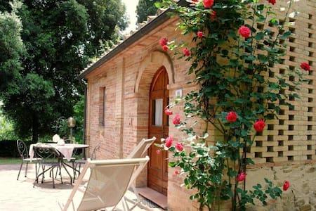Casale Rodilosso - Gladiolo/Apartment Tuscany - Montaione