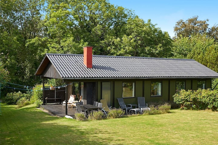 Secluded Holiday Home in Bornholm with Terrace