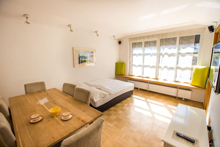 """Two bedroom apartment """"Živa***"""" with sauna"""