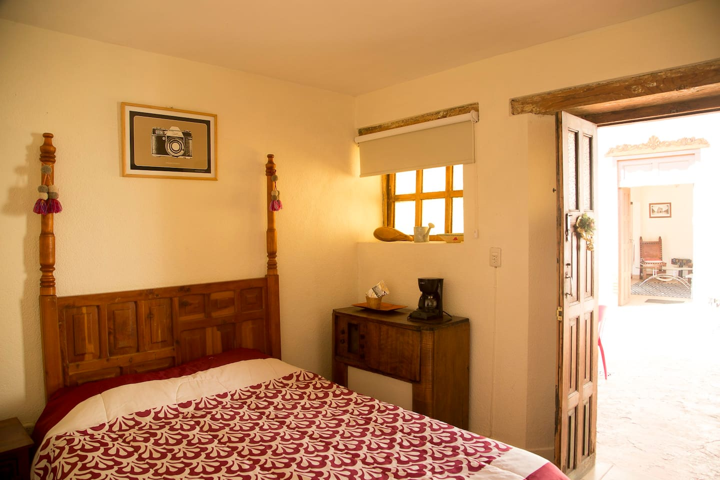 Habitaci N Doble En Casa Albertina Guest Suites For Rent In San  # Muebles Mihogar San Jose