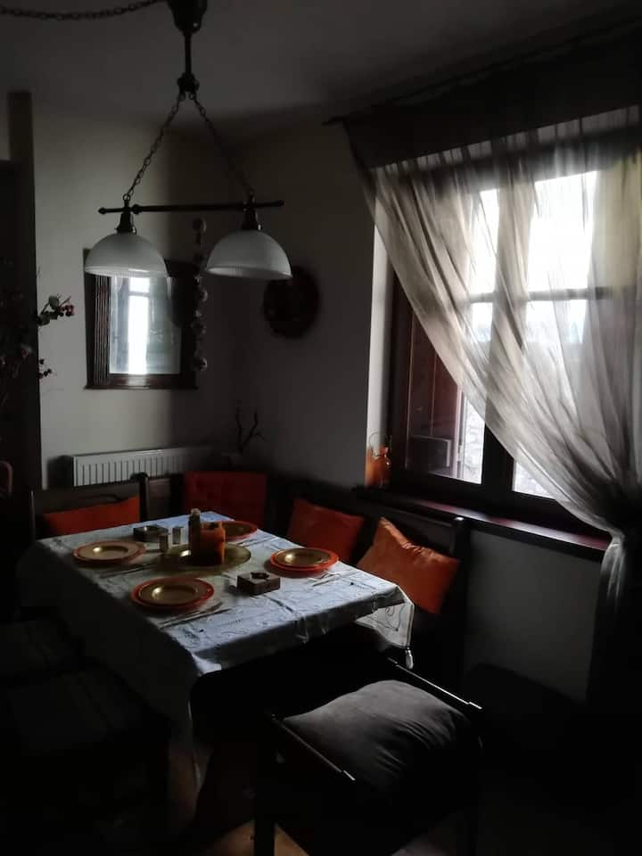 A cozy house in the heart of Arachova,500eur/7days