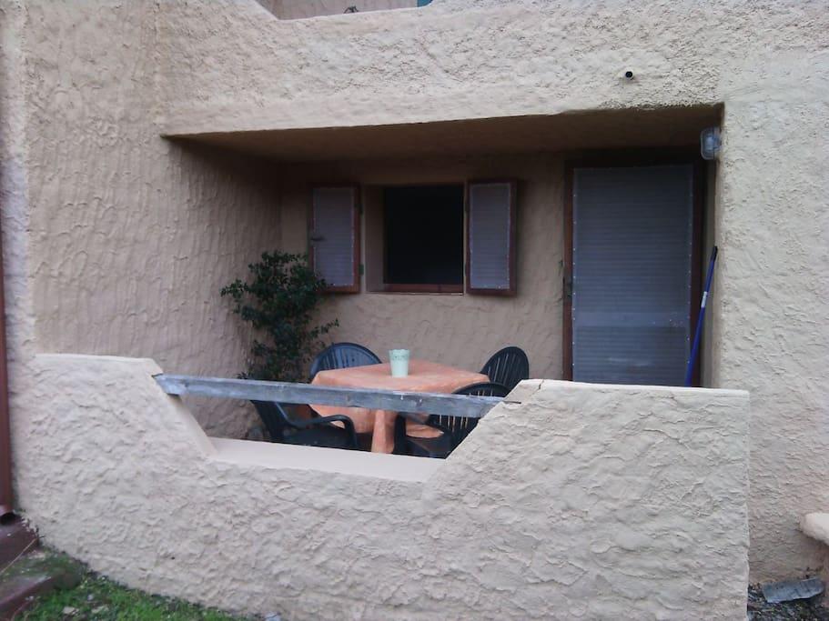 Ingresso/terrazzo