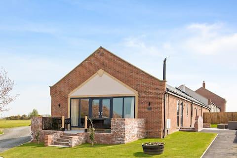 Conversão de Celeiro de 4 quartos em Beamish County Durham