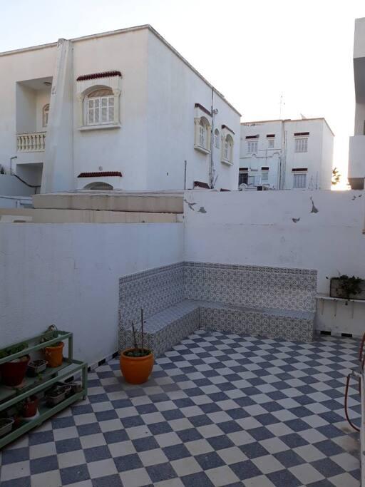 Terrasse