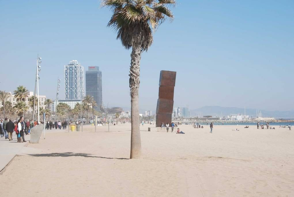 Also the central city beach is about 7-10 minutes from the apartment.