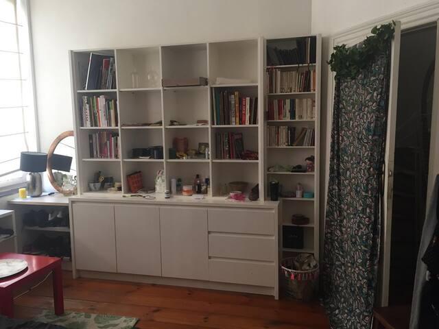 Chambre dans une maison à Matongé - Ixelles