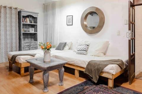 Casa Amparo, cómodo y hermoso alojamiento para 10.