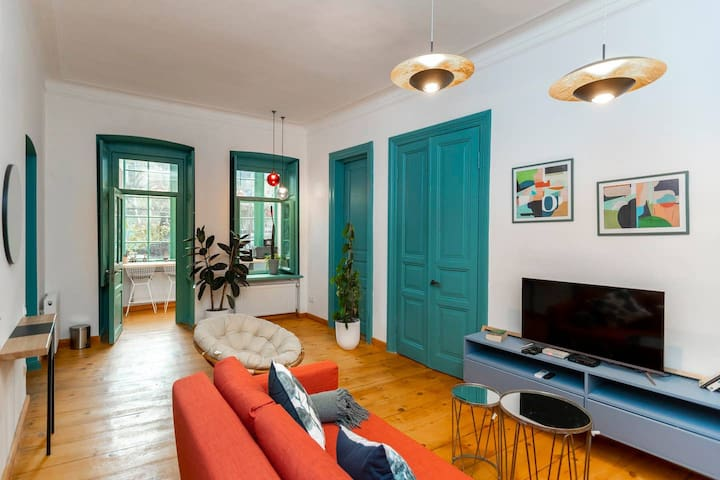 ✿2BR Stylish apt. In The Heart of Tbilisi ✿