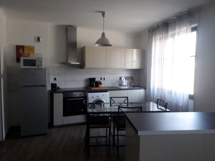 Appartement de 50 m2 fonctionnel et bien situé.