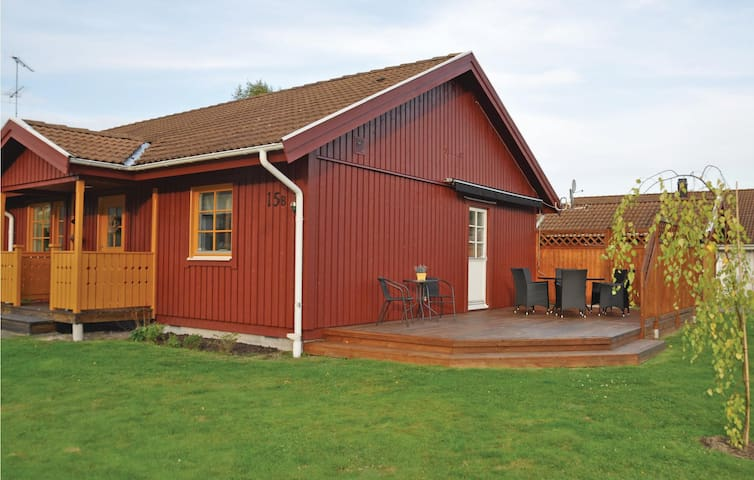 Semi-Detached with 2 bedrooms on 72 m² in Svanskog