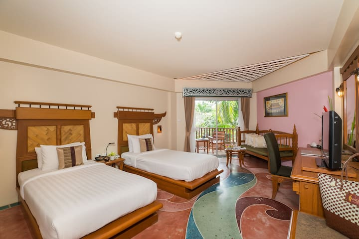 Lovely room for 2 in Krabi