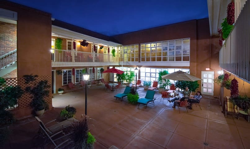 Luxury Condo in heart of historic Santa Fe