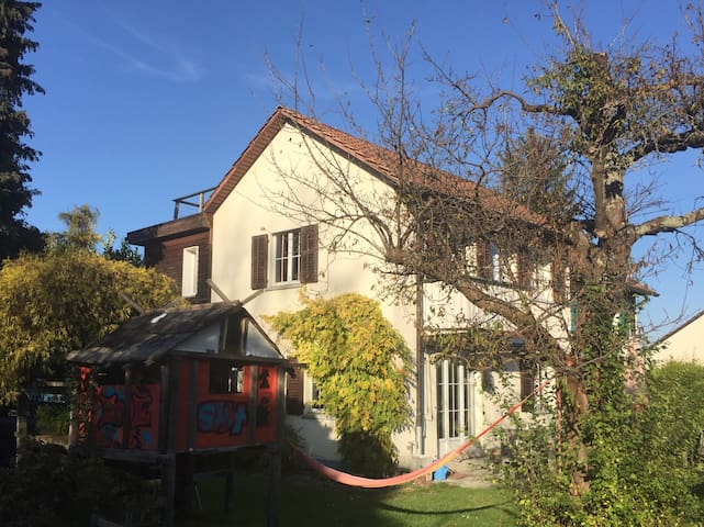 Beautiful House with Garden close to the Lake - Thalwil - Casa