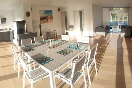 Villa 4room 2bathroom billiard 100m beach - Bray-Dunes - 度假屋