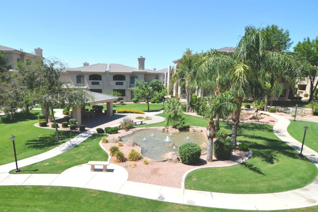 3 Bed 2 Bath Scottsdale Condo By Westin Kierland Apartments For Rent In Scottsdale Arizona