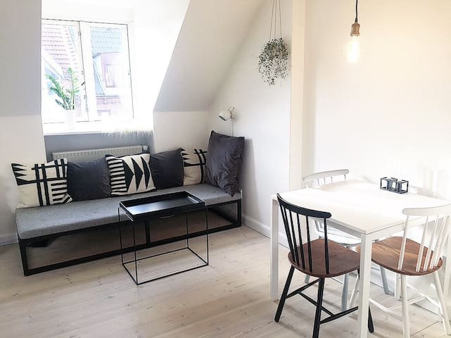 Stylish home in the ❤️ of CPH for cat lovers