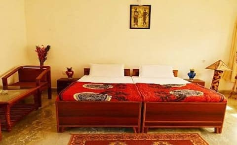 The Sun Resort Bandhavgarh by Royal Collection