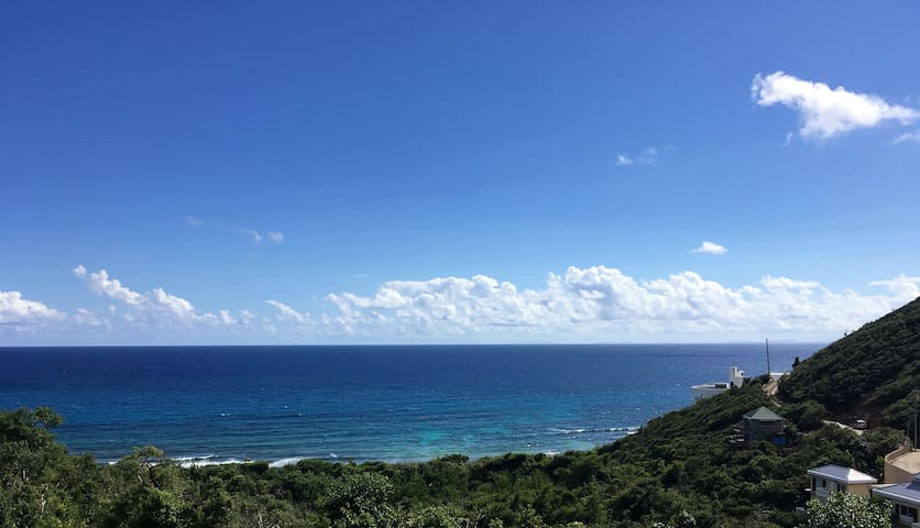 Your Reef Bay Bungalow view