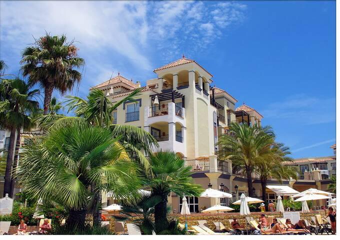 VACANCES  EN ANDALOUSIE - Málaga - Apto. en complejo residencial