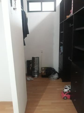 Flat in student home