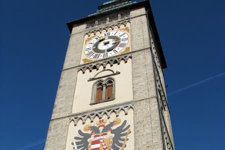 Close to Linz: ENNS,the oldest town - Enns