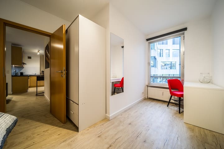 Ideal 2 Bedroom Apartment in Lux-Limpertsberg