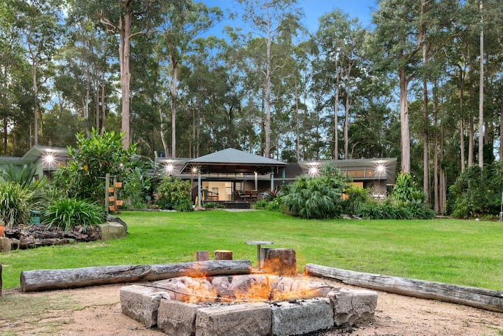 Secluded Hinterland Retreat - Heated Pool + Wifi