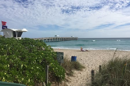Walk to Palm Beach, Parks & Dining - Lake Worth - Casa