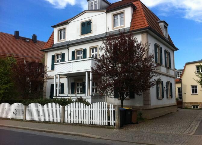 Kleines hübsches Mehrfamilienhaus nahe Elbe!