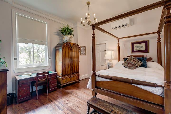 The Jamaïque bedroom