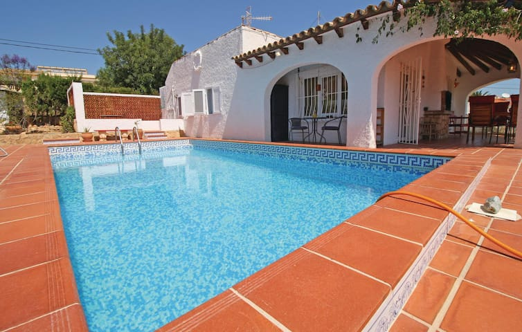 Holiday cottage with 3 bedrooms on 65m² in Calpe