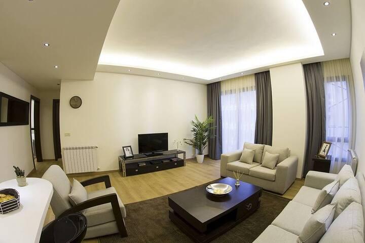 Executive three bed room apartment