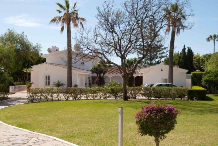 Villa la Sirena - San Pedro de Alcántara - Villa