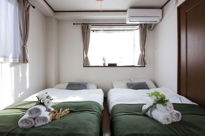 新宿3丁目5分、最大12名宿泊可能な戸建。Wi-Fi - 新宿区 - Casa