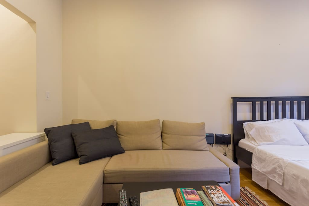 Private Furnished Studio Apartment Apartments For Rent