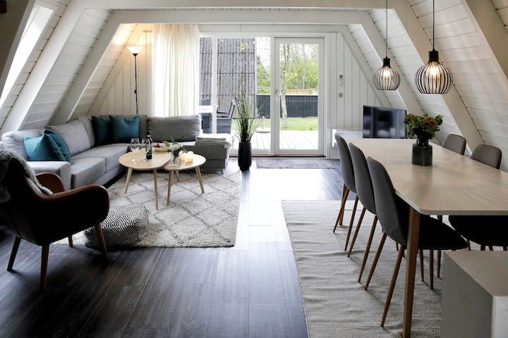 Smukke Himmerland -fri adgang til badeland - Hus 1