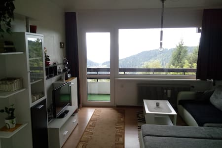Apartment with sauna, swimming pool, ski resort - Retschitz - Lägenhet
