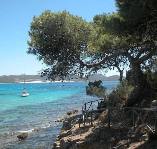A pochi minuti dalla spiaggia di Porto Pino - Porto Pino - House