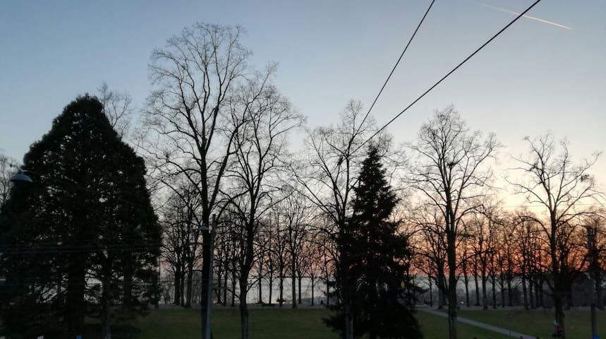 Chambre au centre ville - Lausanne - Apartamento