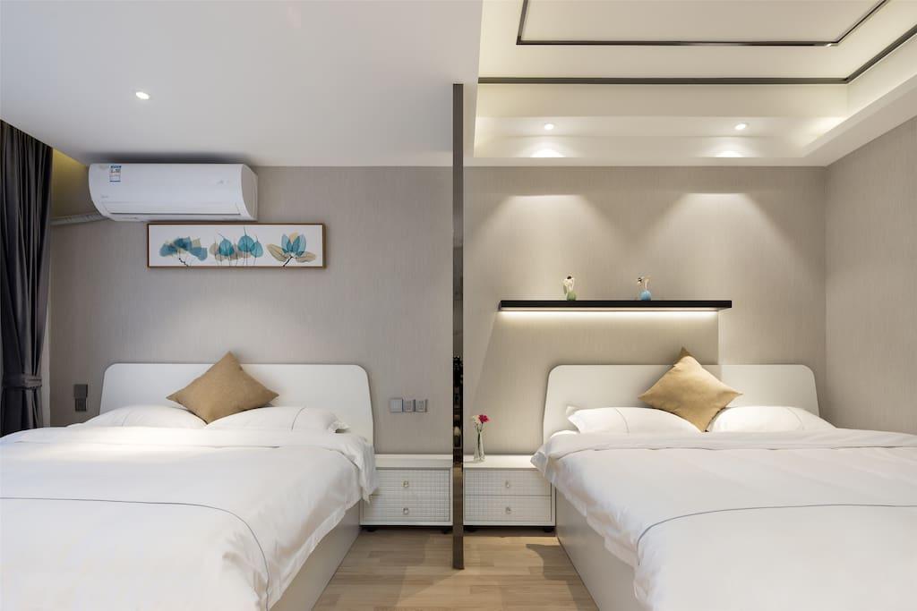 双1.8米双人床