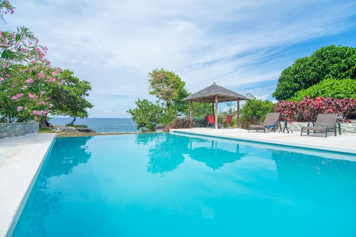 Luxury 3 b/room-Ocean view and Private Plunge Pool