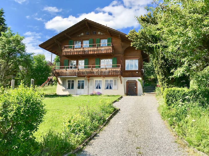 OTIUM- EDELWEISS,  Private Swiss Chalet